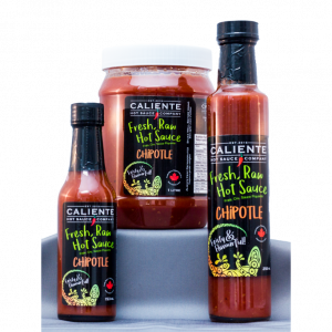 Caliente Chipotle Hot Sauce
