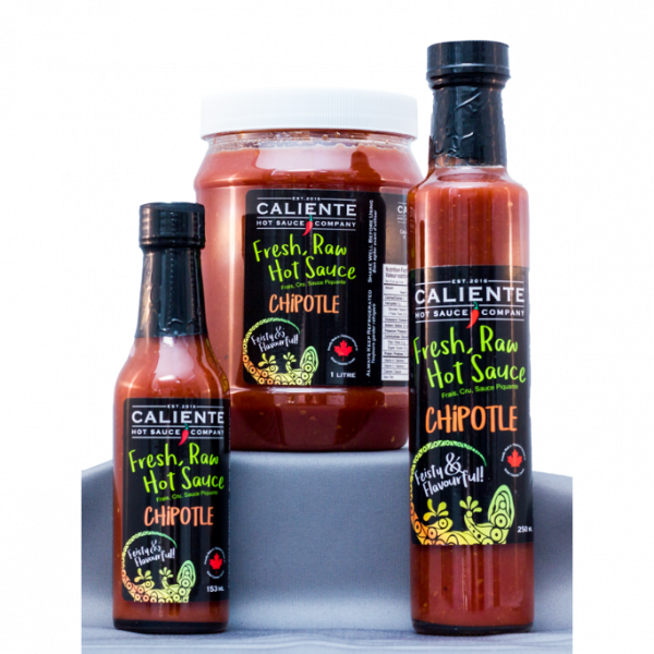 Caliente Chipotle Hot Sauce